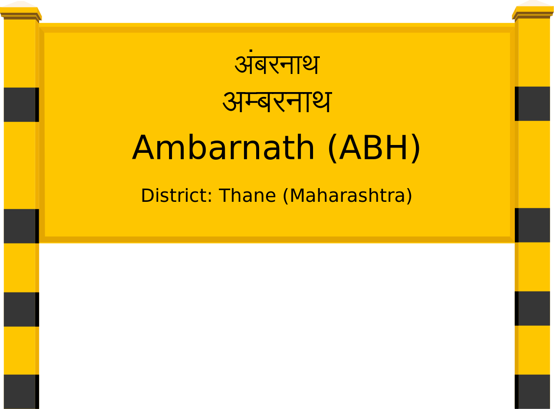 Ambarnath (ABH) Railway Station