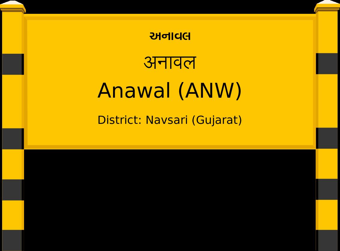 Anawal (ANW) Railway Station