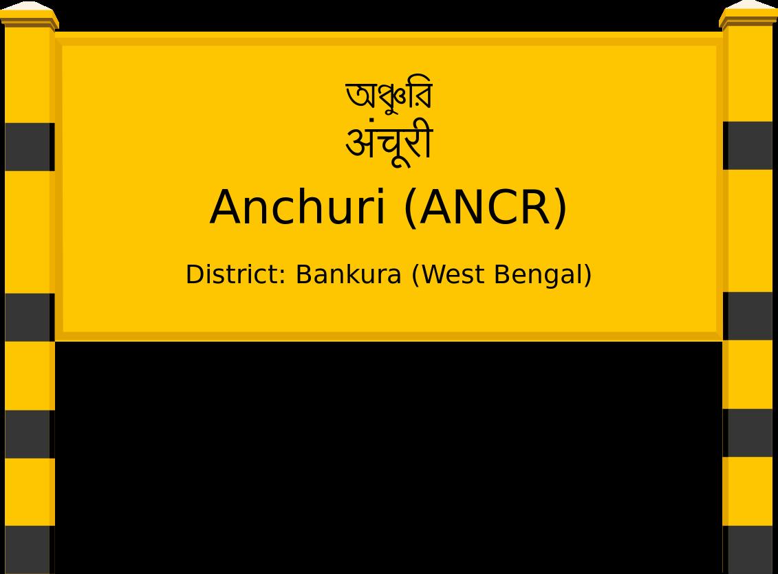 Anchuri (ANCR) Railway Station