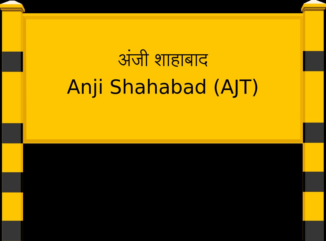 Anji Shahabad (AJT) Railway Station