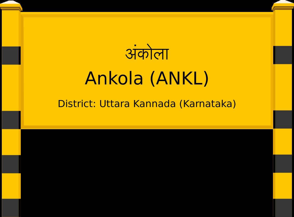 Ankola (ANKL) Railway Station