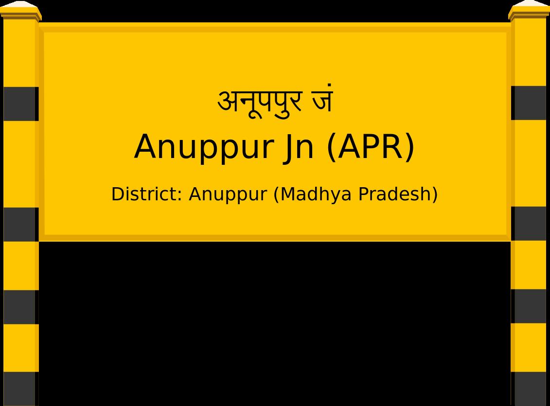 Anuppur Jn (APR) Railway Station