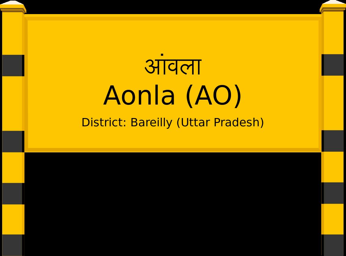 Aonla (AO) Railway Station