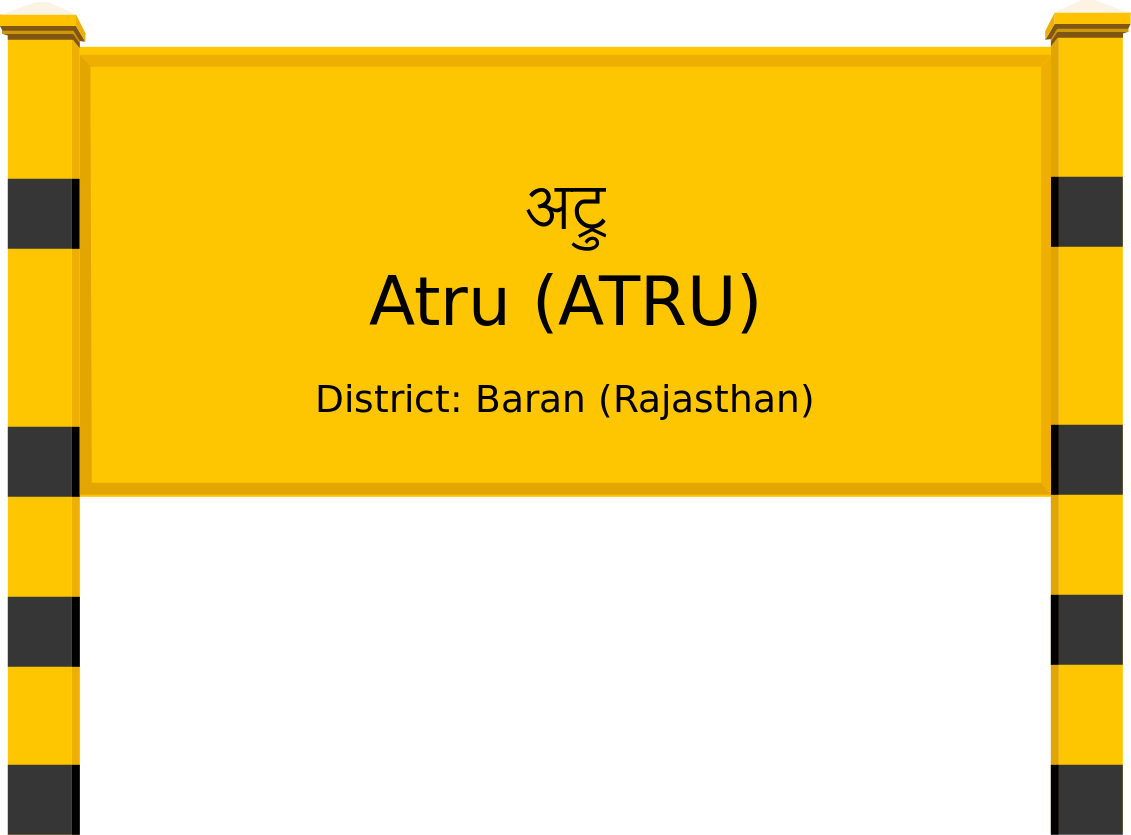 Atru (ATRU) Railway Station