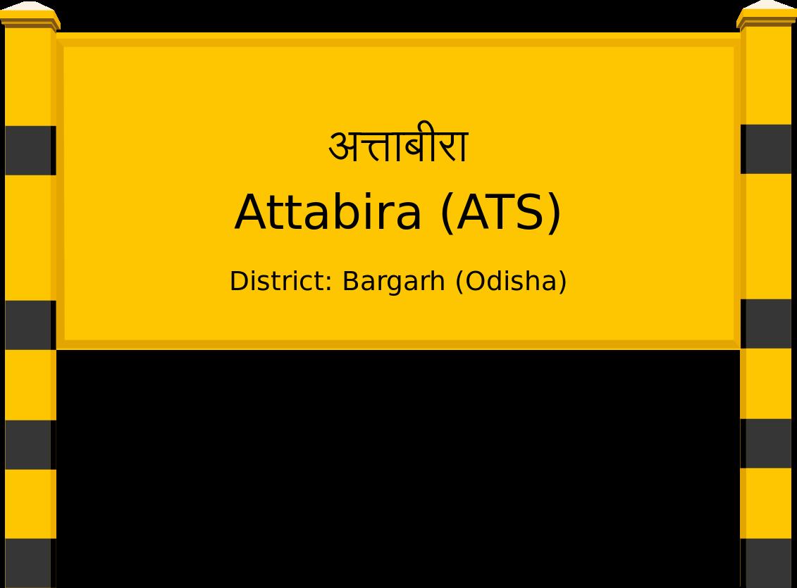 Attabira (ATS) Railway Station