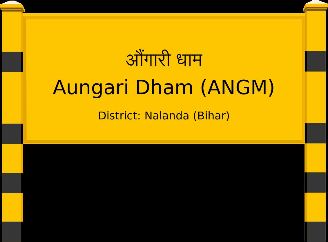Aungari Dham (ANGM) Railway Station