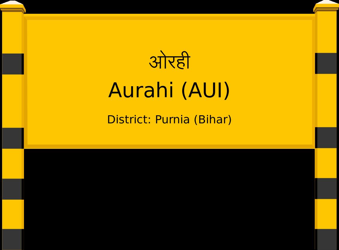 Aurahi (AUI) Railway Station