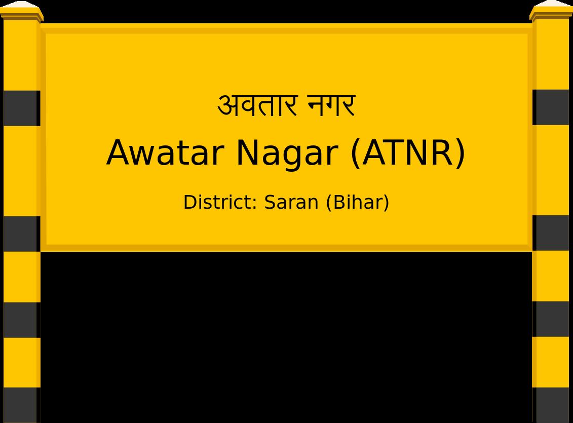 Awatar Nagar (ATNR) Railway Station