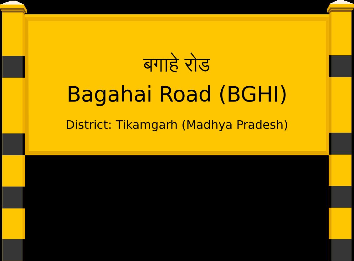 Bagahai Road (BGHI) Railway Station