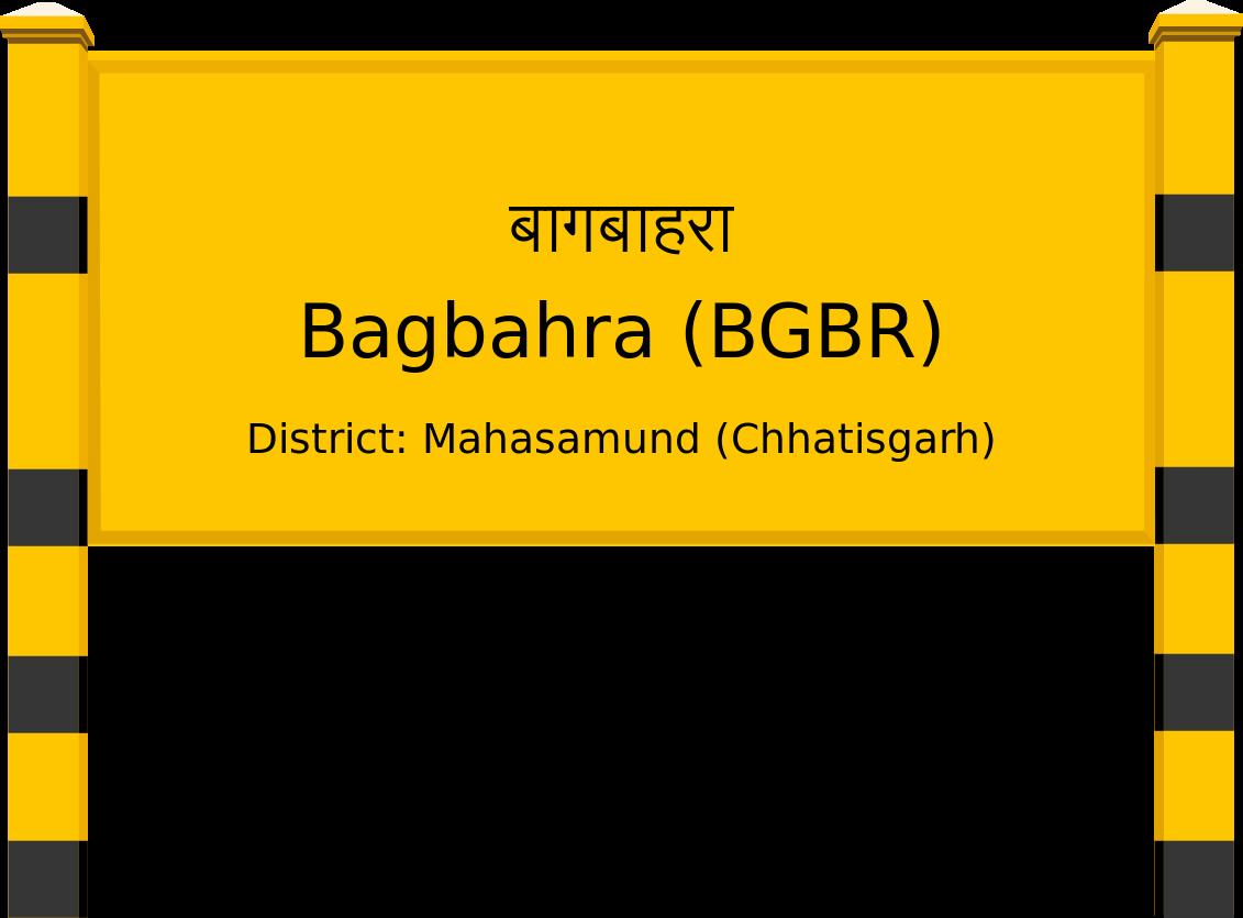 Bagbahra (BGBR) Railway Station