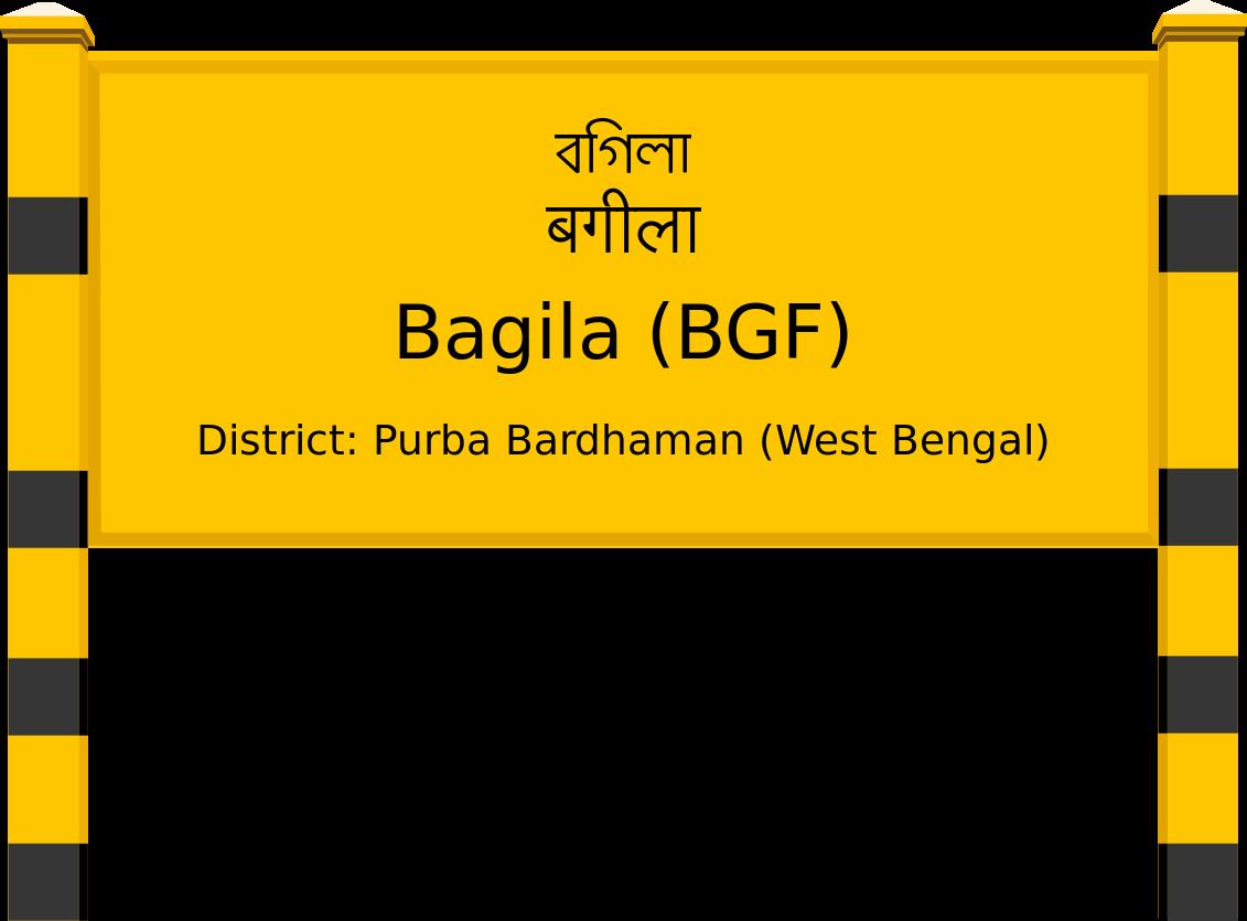 Bagila (BGF) Railway Station