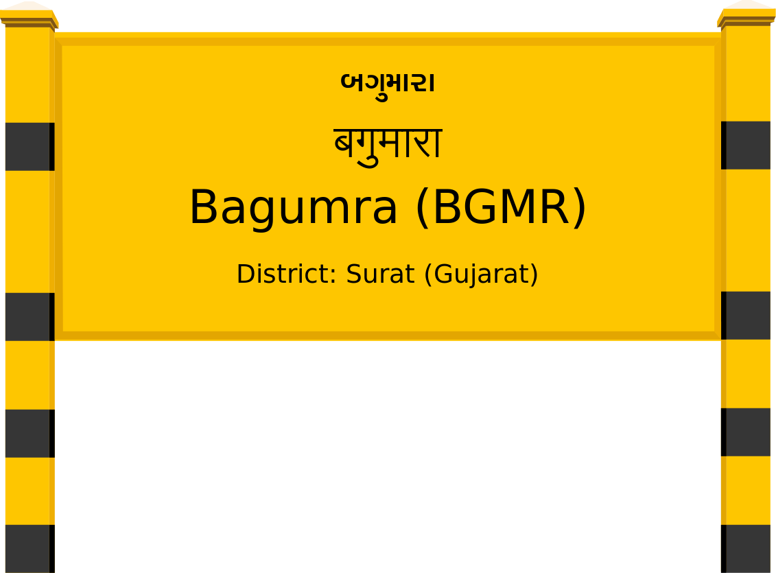 Bagumra (BGMR) Railway Station