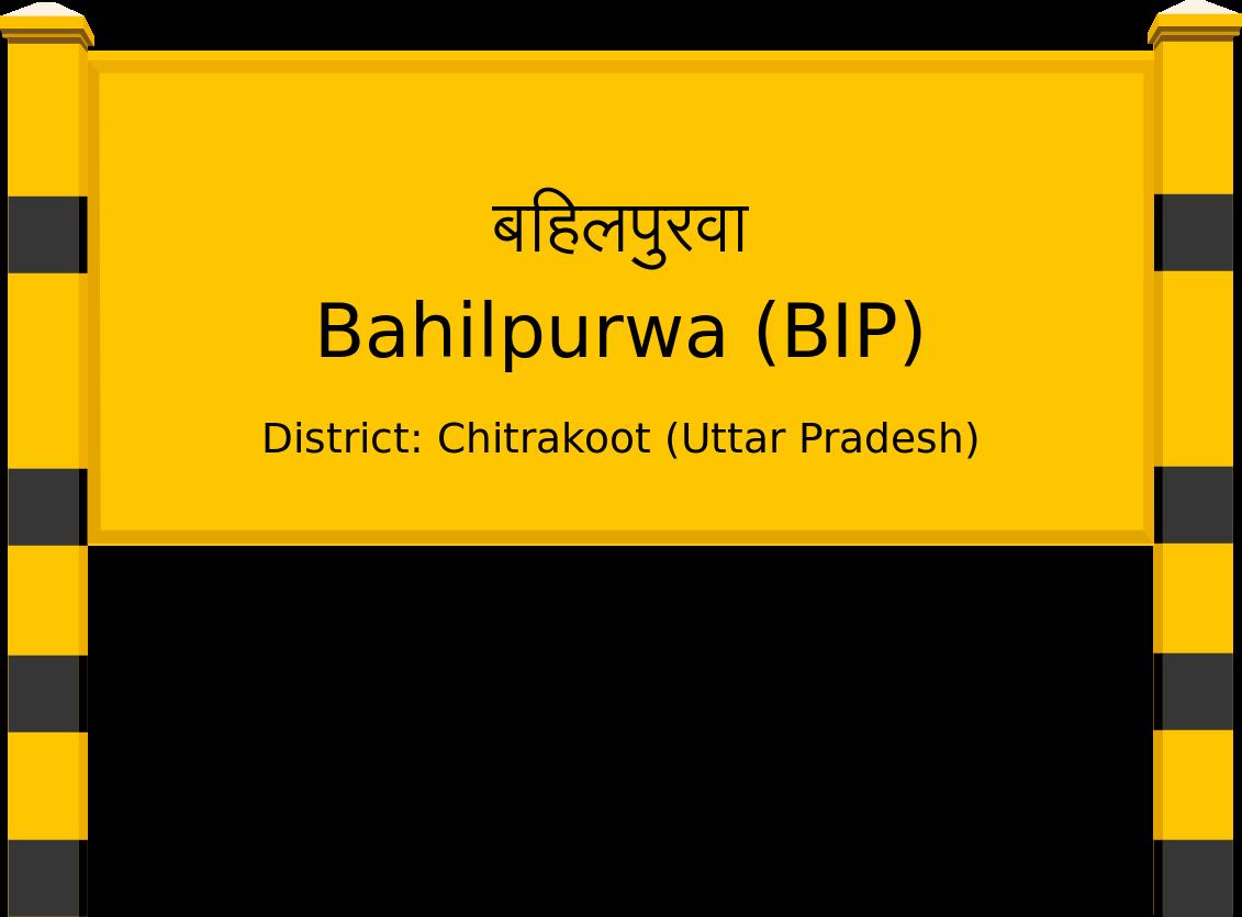 Bahilpurwa (BIP) Railway Station