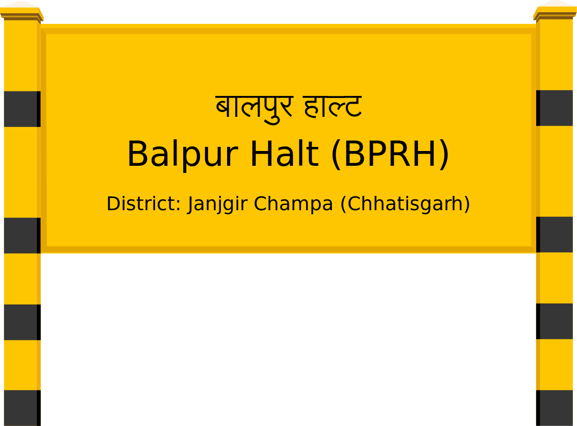 Balpur Halt (BPRH) Railway Station