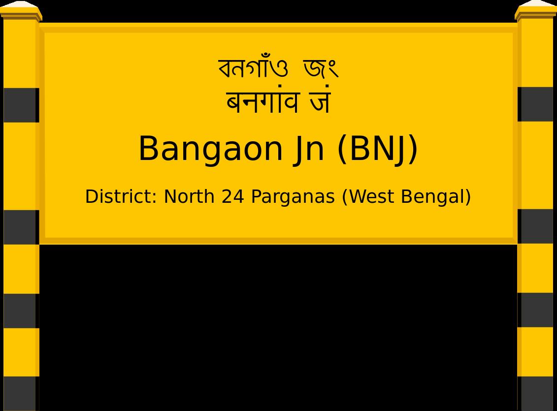 Bangaon Jn (BNJ) Railway Station