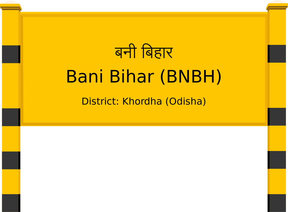 Bani Bihar (BNBH) Railway Station