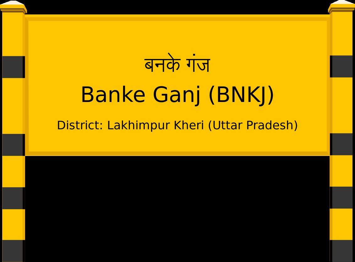 Banke Ganj (BNKJ) Railway Station