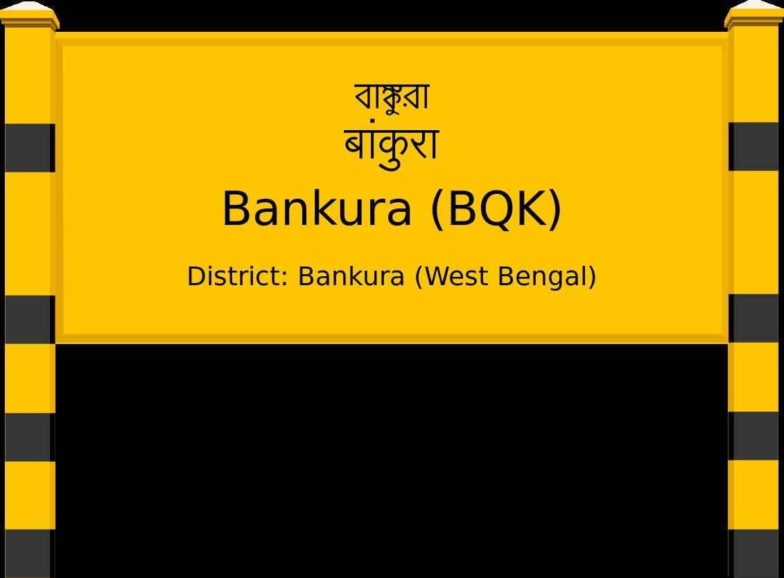 Bankura (BQK) Railway Station