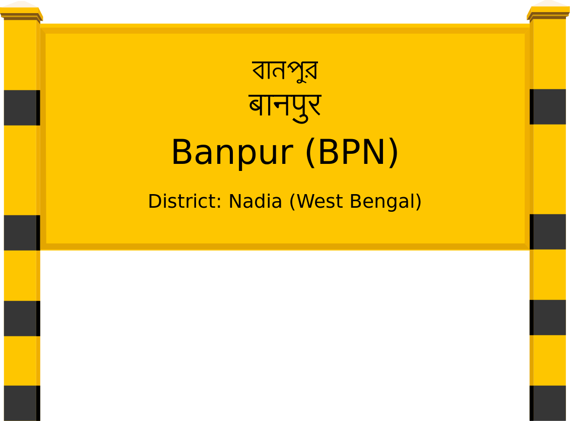 Banpur (BPN) Railway Station