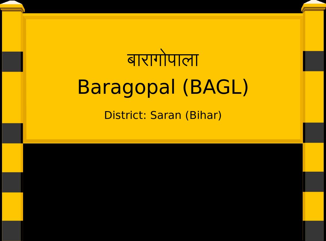 Baragopal (BAGL) Railway Station