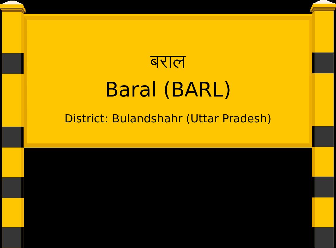 Baral (BARL) Railway Station