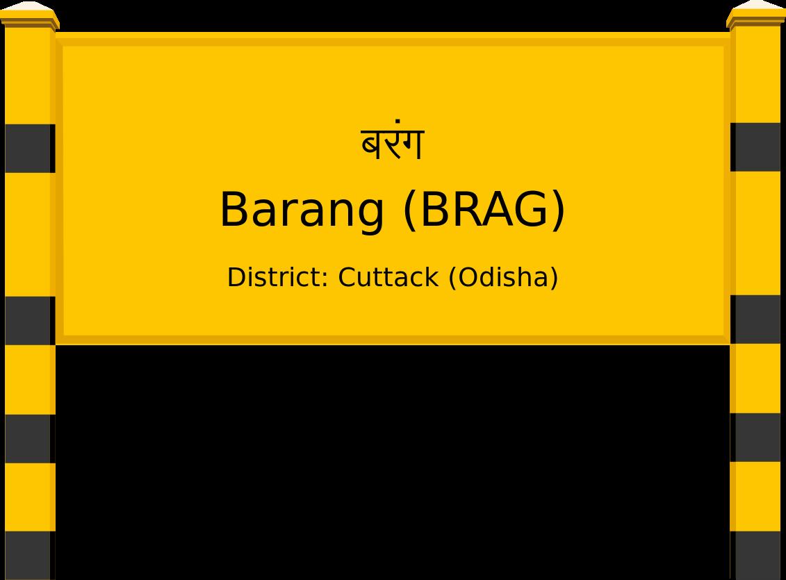 Barang (BRAG) Railway Station