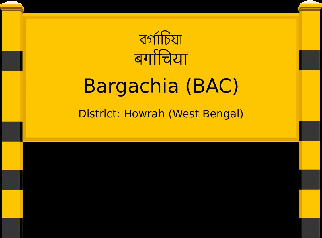 Bargachia (BAC) Railway Station