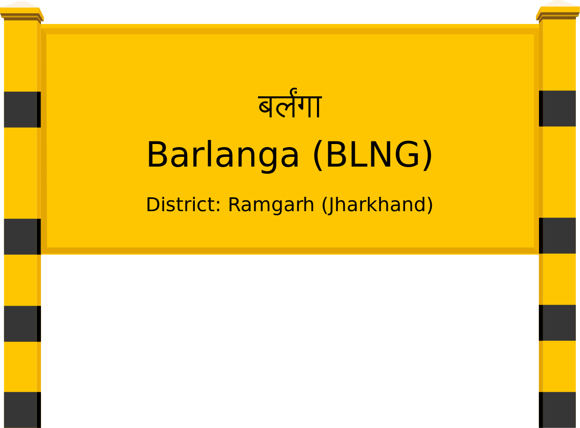 Barlanga (BLNG) Railway Station