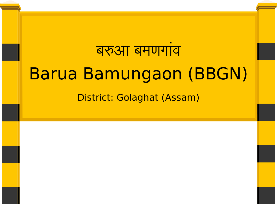 Barua Bamungaon (BBGN) Railway Station