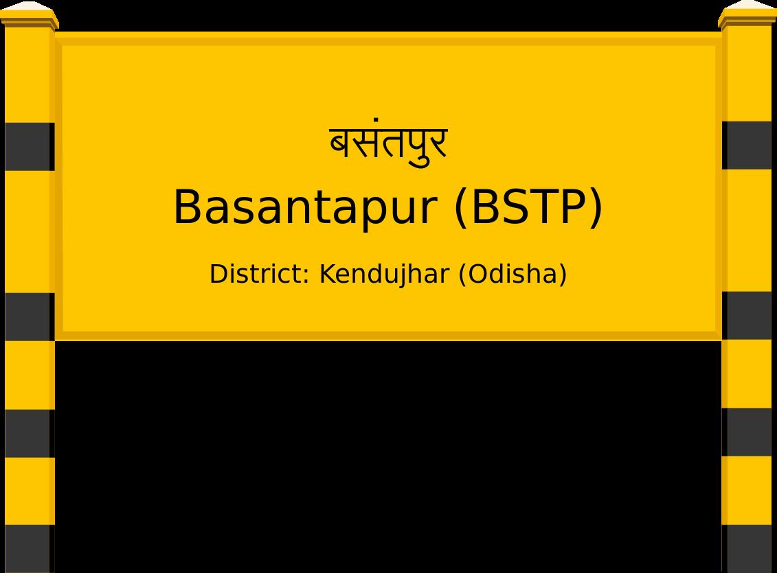 Basantapur (BSTP) Railway Station