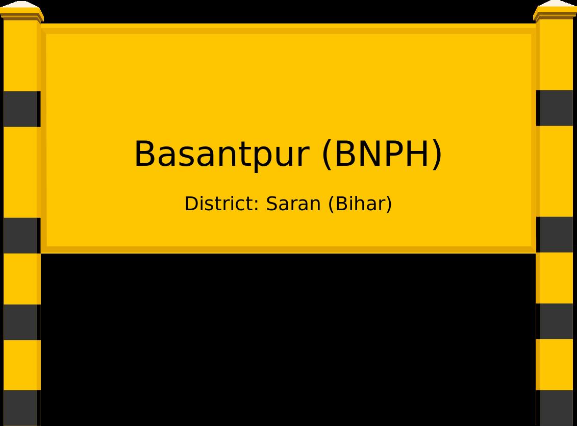 Basantpur (BNPH) Railway Station