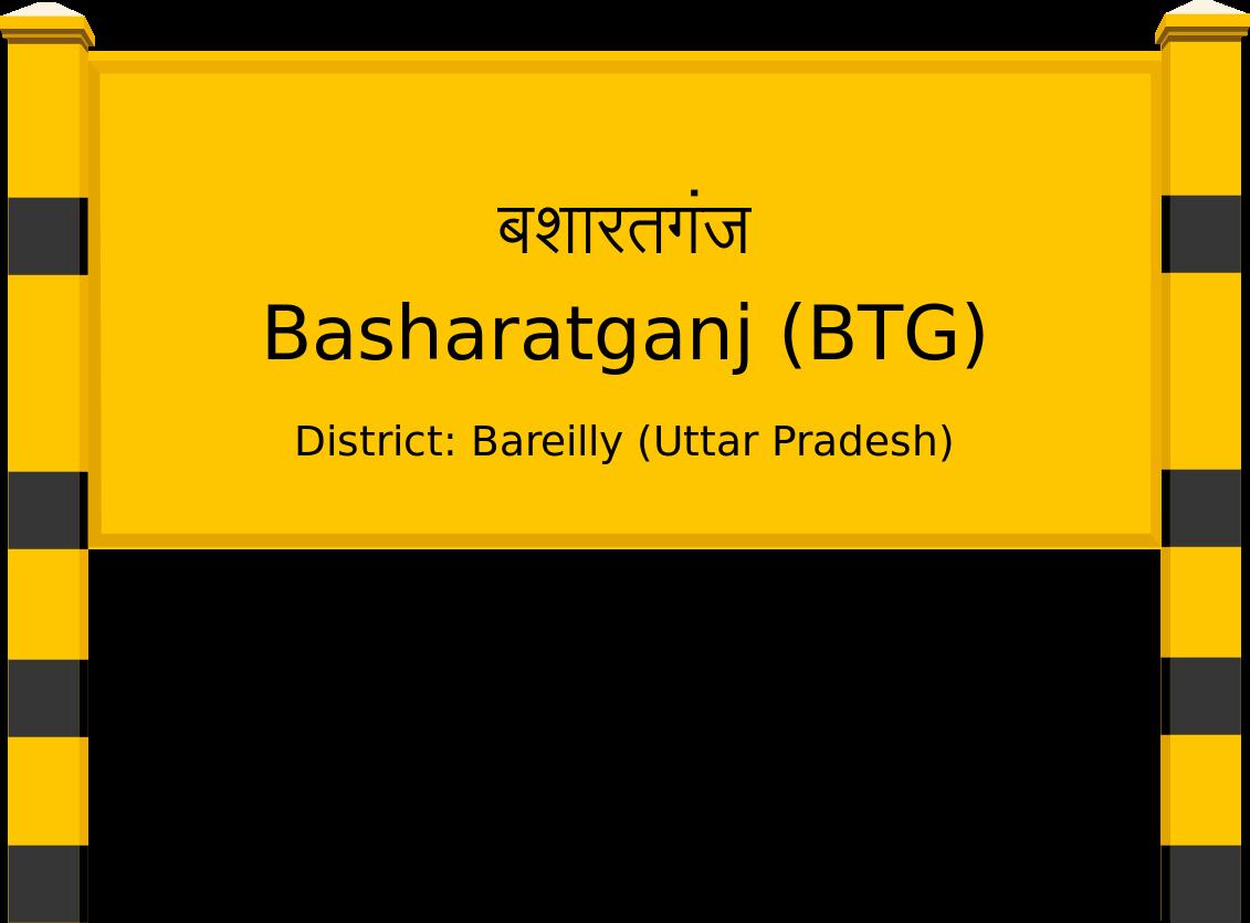 Basharatganj (BTG) Railway Station