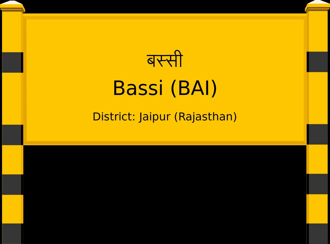 Bassi (BAI) Railway Station