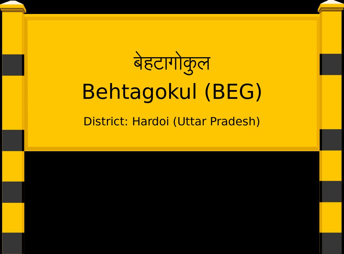 Behtagokul (BEG) Railway Station