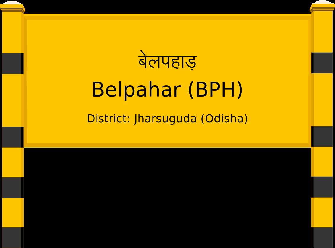 Belpahar (BPH) Railway Station