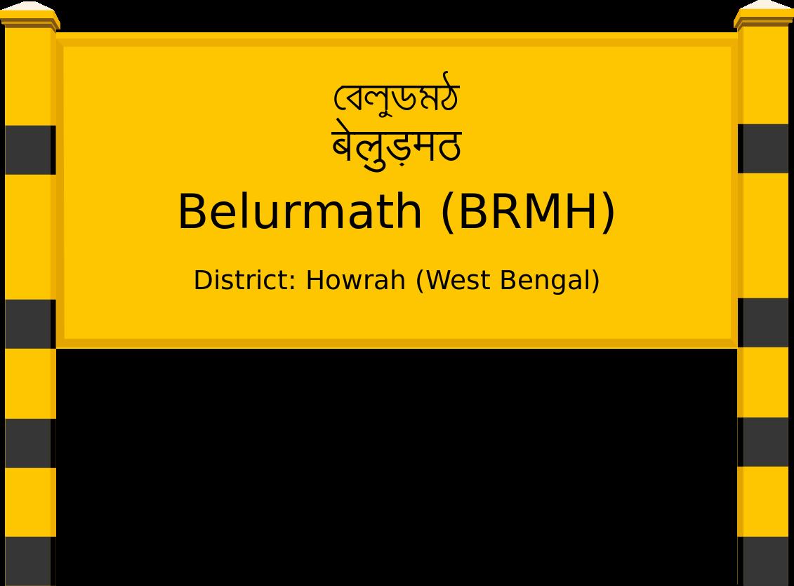 Belurmath (BRMH) Railway Station