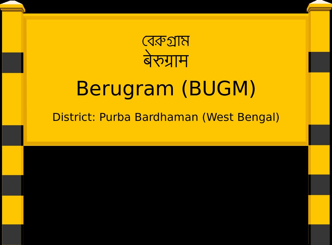 Berugram (BUGM) Railway Station