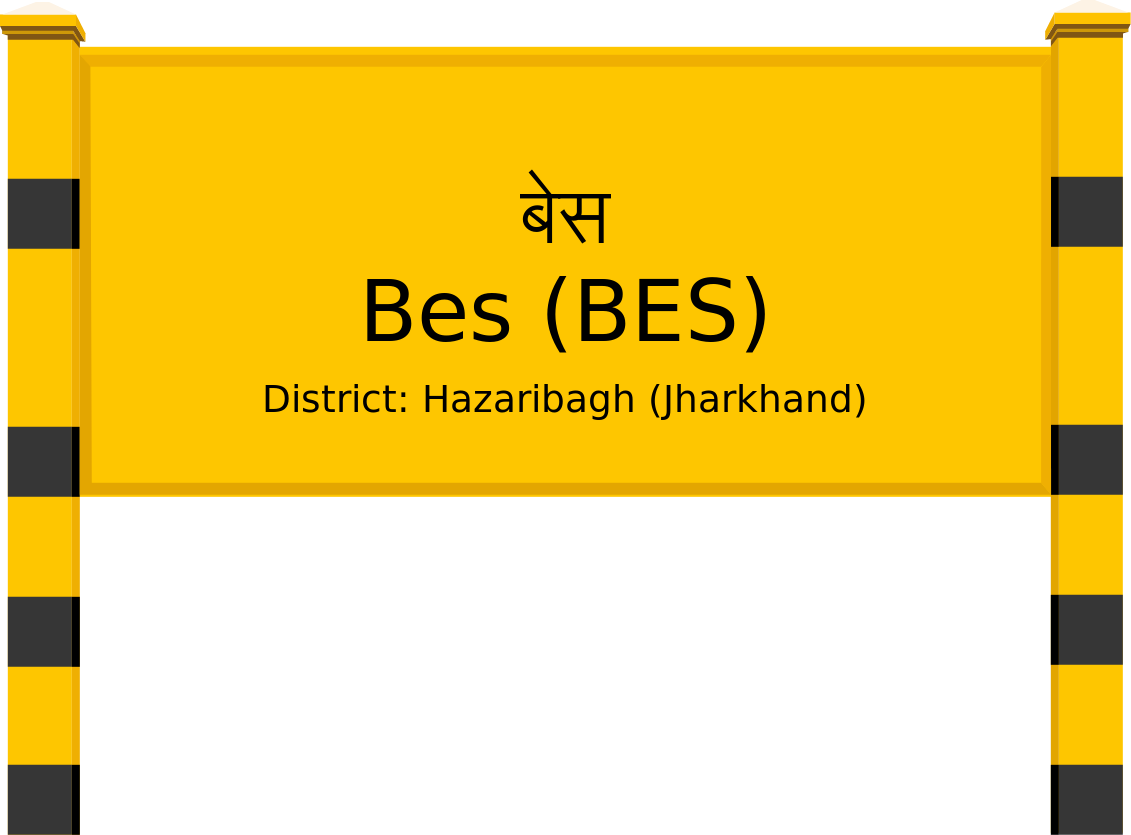 Bes (BES) Railway Station
