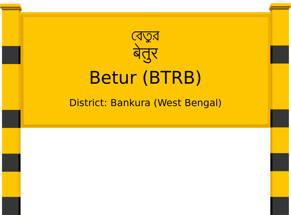 Betur (BTRB) Railway Station