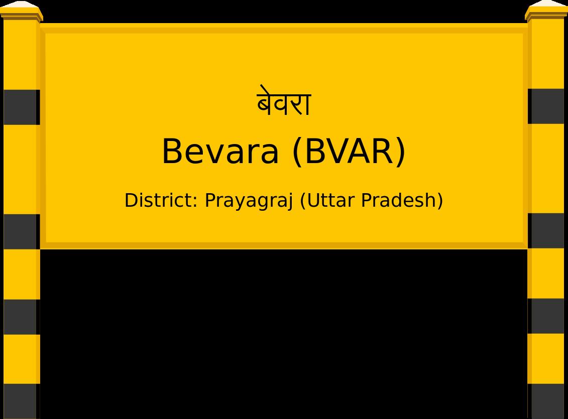Bevara (BVAR) Railway Station