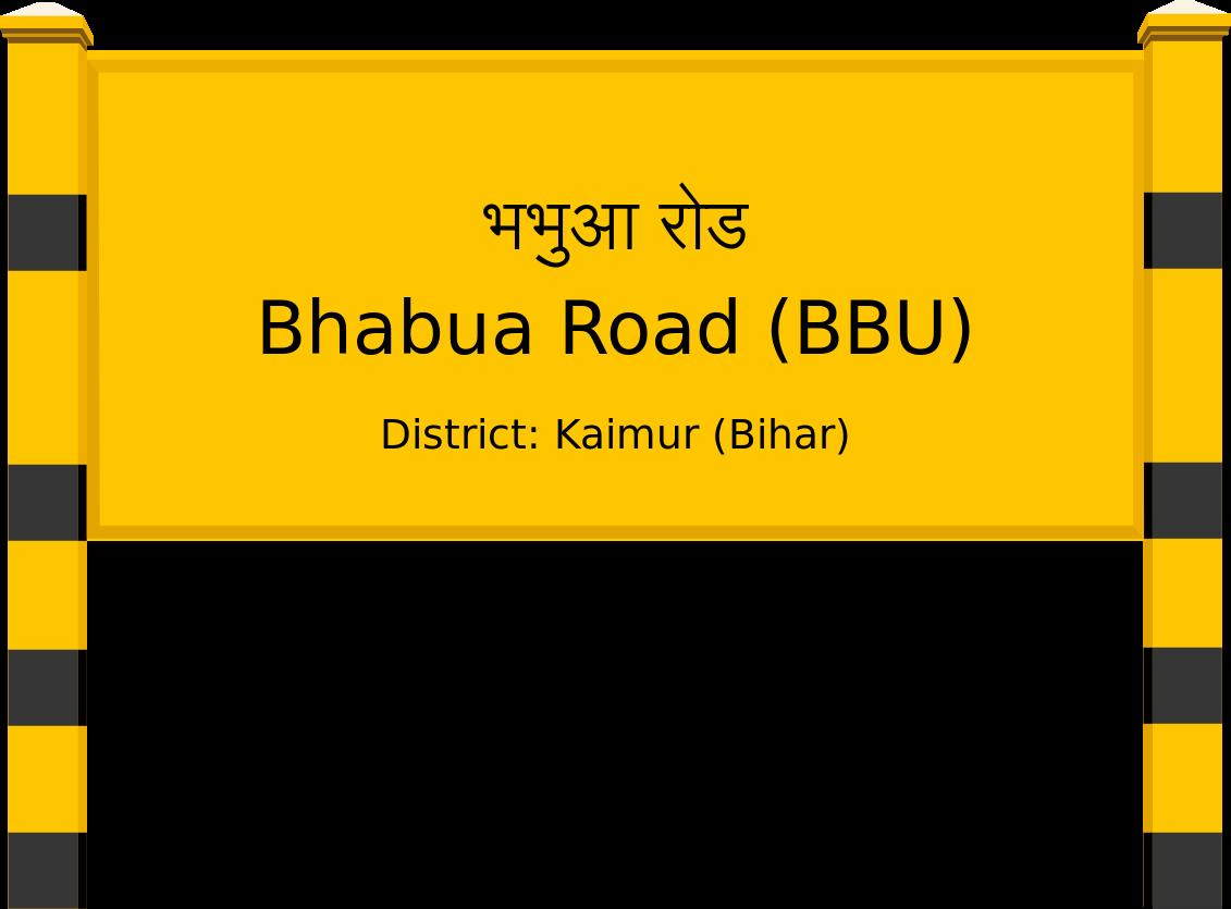 Bhabua Road (BBU) Railway Station