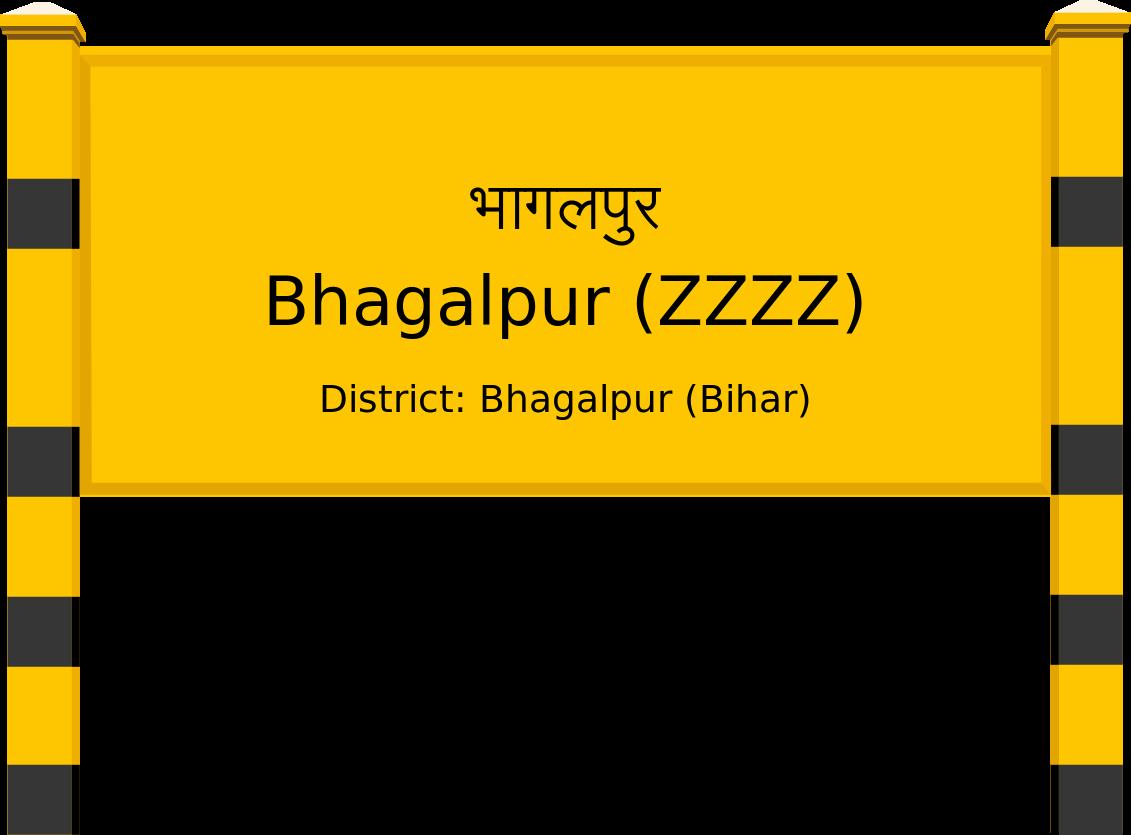Bhagalpur (ZZZZ) Railway Station