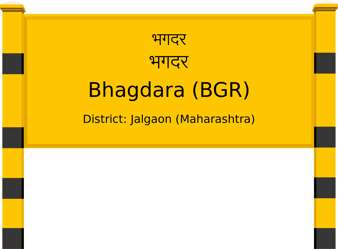 Bhagdara (BGR) Railway Station