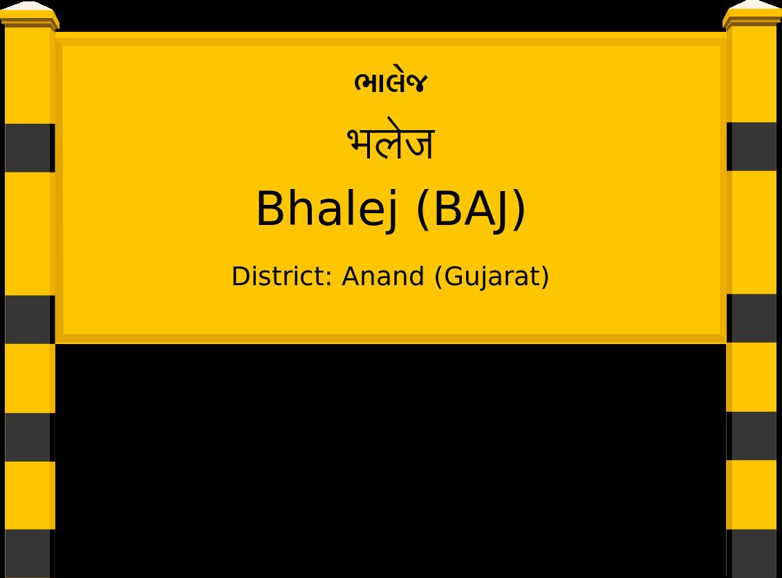 Bhalej (BAJ) Railway Station