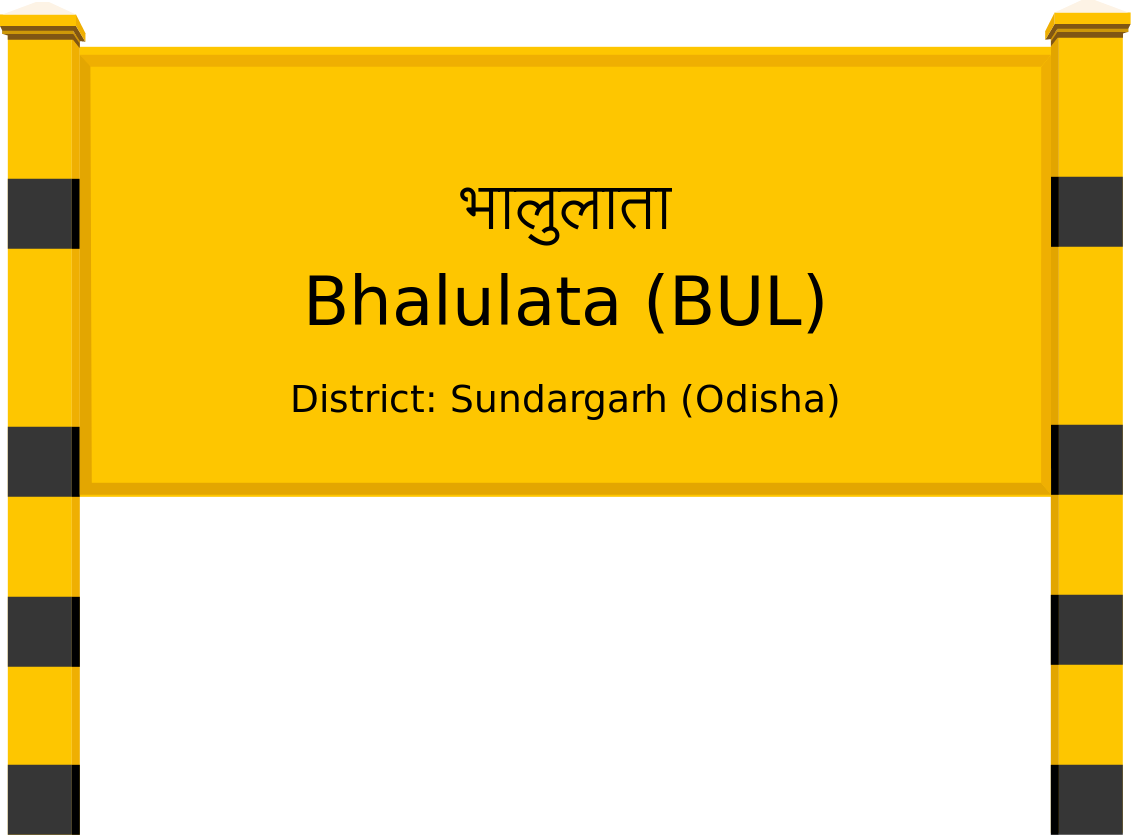 Bhalulata (BUL) Railway Station
