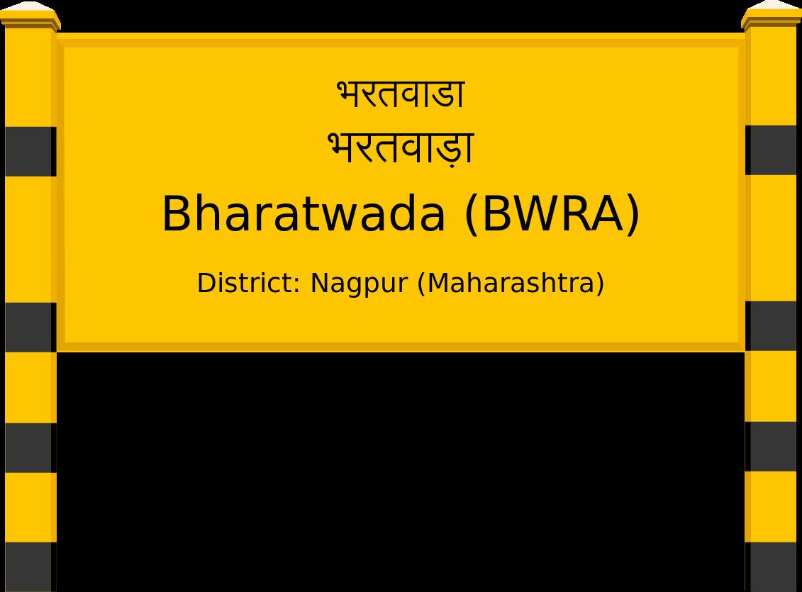 Bharatwada (BWRA) Railway Station