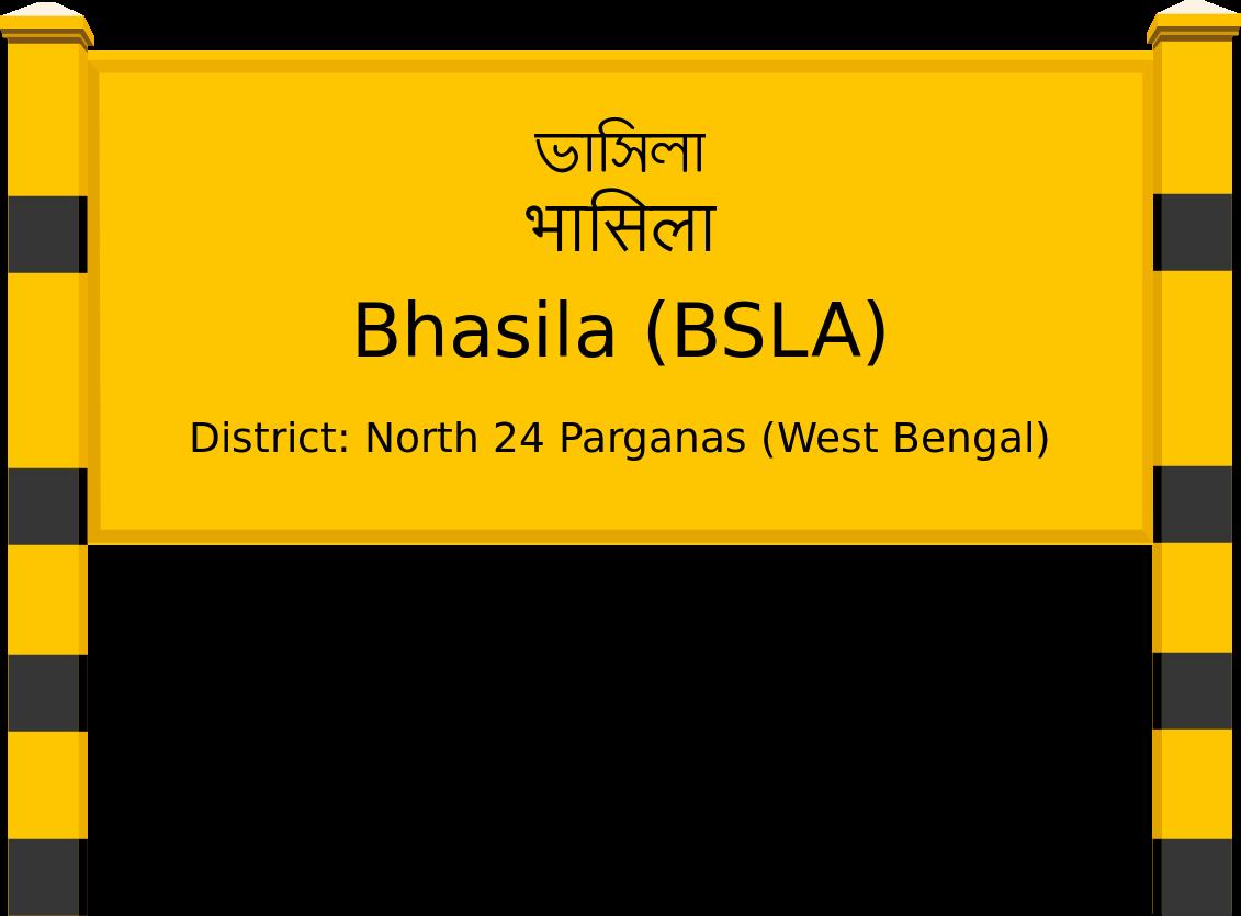 Bhasila (BSLA) Railway Station