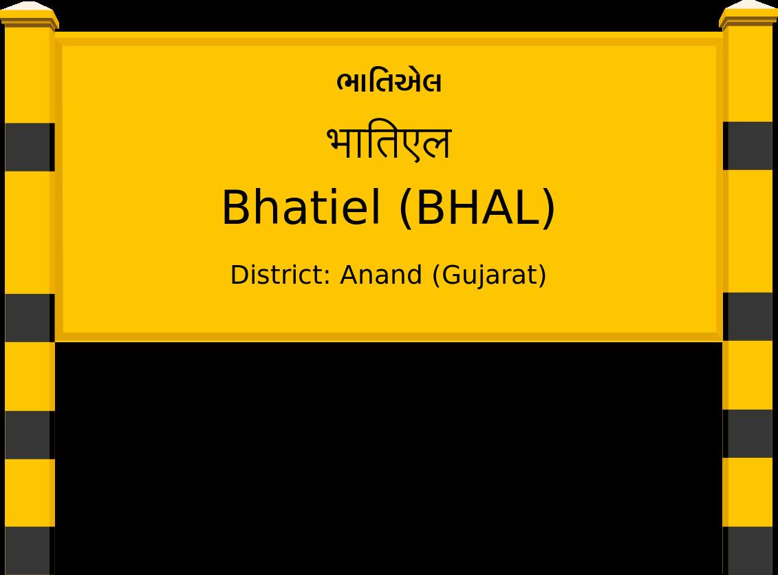 Bhatiel (BHAL) Railway Station