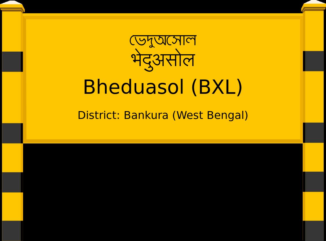 Bheduasol (BXL) Railway Station