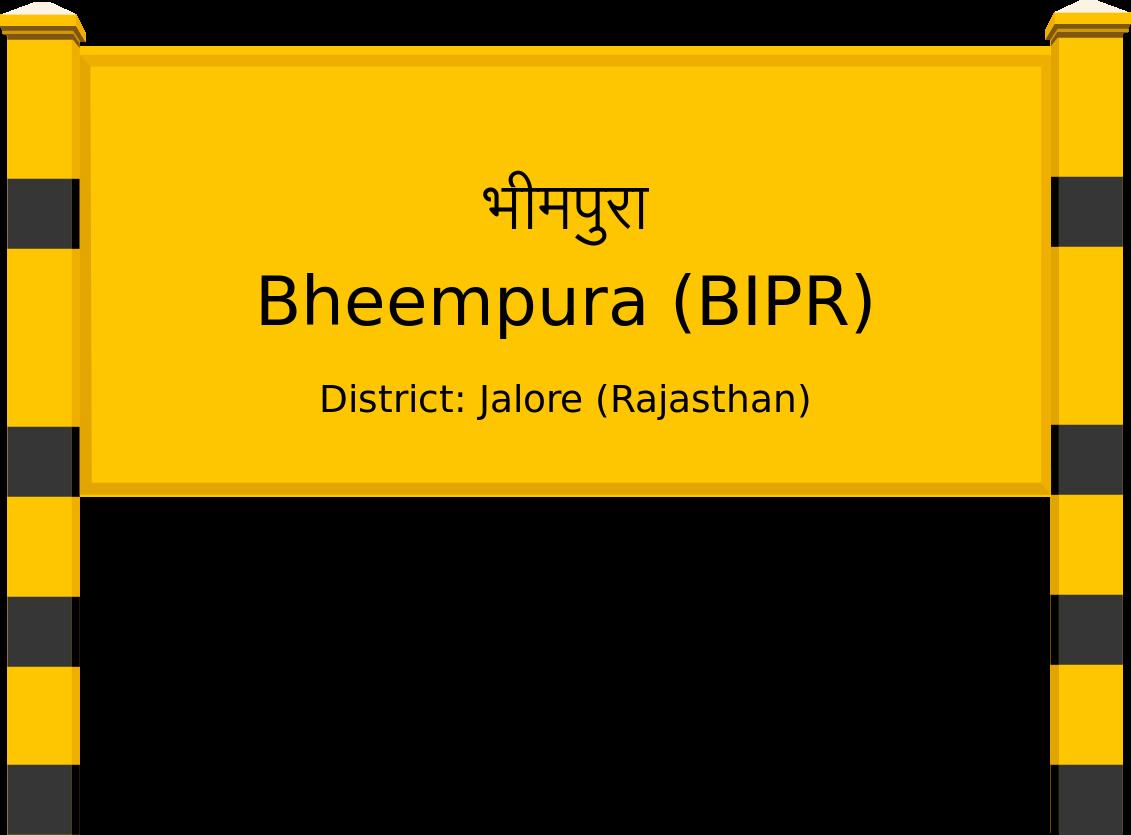 Bheempura (BIPR) Railway Station